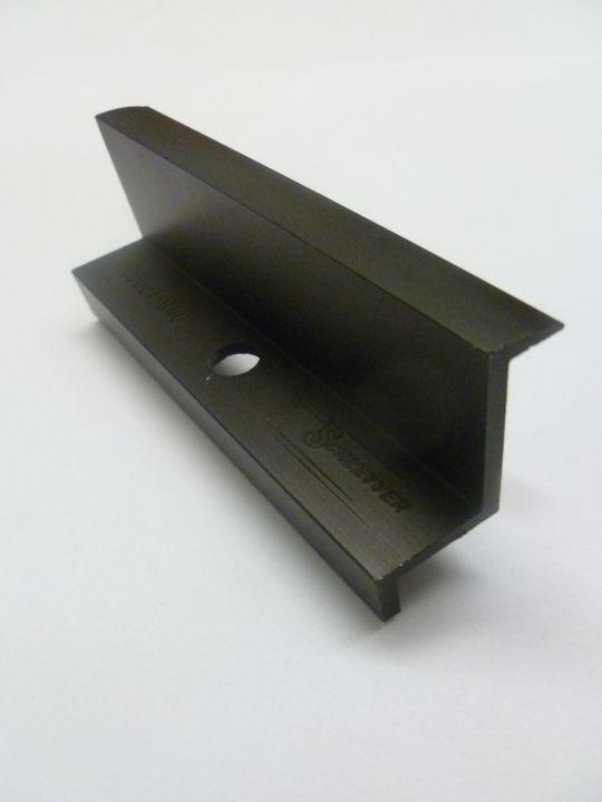 Endklemme 40mm Schwarz Segensolar Gmbh